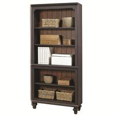 Beautiful Pine Rustic Bookcase Cabinet