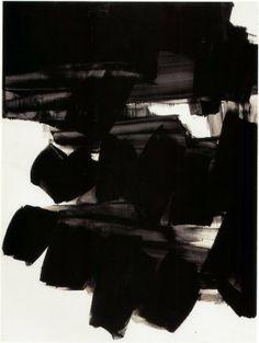 Pierre Soulages, Peinture 260 x 202 cm (19 juin 1963) _