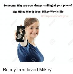 25+ Best Memes About Mikey Way | Mikey Way Memes