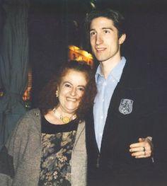 Paola Meneghetti con Enrico Fabris