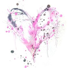 tattoo idea? water colour love