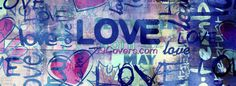 facebook cover photos | Love Type Facebook Covers