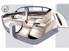car interior sketch - Google-søgning