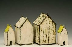 Mary Fischer. More houses! Mine shall look different. But i still like these.