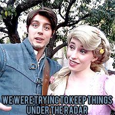 tangled disney rap Rapunzel Flynn Rider Flynn mgifs frozen Face Character face characters arendelle