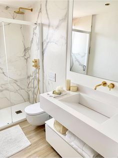 [New] The Best Home Decor (with Pictures) These are the 10 best home decor today. According to home decor experts, the 10 all-time best home decor. Bathroom Design Luxury, Modern Bathroom Design, Dream Bathrooms, Small Bathroom, Roca Bathroom, Washroom, Bathroom Ideas, Home Room Design, Home Interior Design