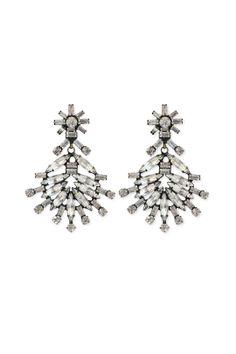 Dannijo Laboush Crystal Earrings