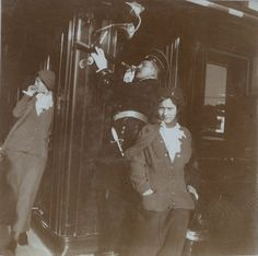 "Love, love this photo. Tatiana, Anastasia Севастополе"", 1914 г"