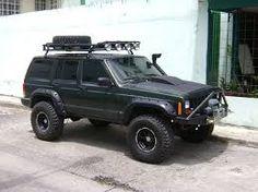 Resultado de imagen para XJ Cherokee Roof Rack Plataforma