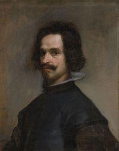 Velazquez self portrait