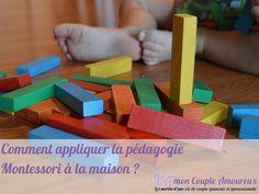 Comment appliquer la pédagogie Montessori à la maison ?