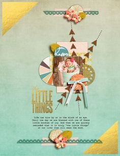 The Little Things by Amy Kingsford