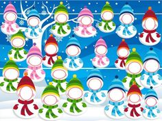 Diy And Crafts, Arts And Crafts, Birthday Charts, Letters For Kids, Winter Time, Funny Photos, Picture Photo, Orlando, Classroom