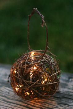 Items similar to Rustic Candles Firefly Lightning Bug Lanterns With Moss Flower Girl Basket Alternative (Item Number on Etsy Rustic Wedding, Our Wedding, Wedding Ideas, Fall Wedding, Wedding Planning, Rustic Flower Girls, Rustic Candles, Flower Girl Basket, Grape Vines