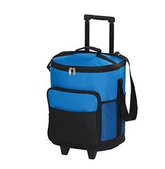 Dash Rolling Cooler  Royal  Rolling Cooler With Insulated Leak Proof Lining *** Learn more by visiting the image link.