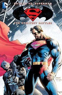 Batman vs. Superman #TPB #DC #Batman #Superman Release Date: 12/8/2015