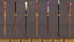Porpentinas Wand Tina Goldstein Wand Designs From Fantastic Beasts Noble  Collections