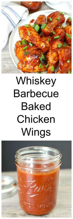 Whiskey Barbecue Bak