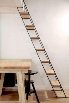 114 amazing loft stair for tiny house ideas