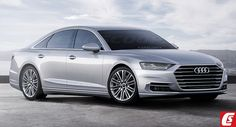 Audi Wants Next A8 To Be As Comfortable As The Mercedes S-Class #Audi #Audi_A8