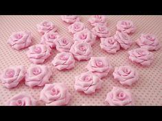 Aqui vc aprendera passo a passo como fazer totalmente a mão uma bela rosa em biscuit. Visite também meu Blog http://bekartes.blogspot.com.br e minha FanPage ...