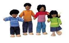 Plan Toys 39741600 - Ethno Familie