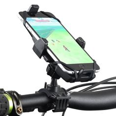 JRZOUR Bike Phone Mount for any Smart Phone