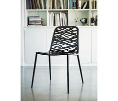 Luxo by Modloft Clarges Dining Chair