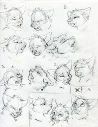 Resultado de imagen para furry face tutorial