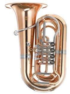 "Thomann Bb-Tuba Model ""Student PRO"", goldbrass body #thomann #tuba"