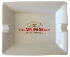 Limoges Mumm Champagne Cigar Ashtray | Cheers! | One Kings Lane