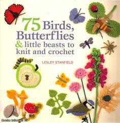 Stanfield Lesley. 75 Birds, Butterflies 2011. Комментарии : LiveInternet - Российский Сервис Онлайн-Дневников