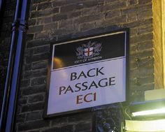 The 17 Rudest Place Names In Britain Funny Place Names, Funny Names, Funny Street Signs, Funny Signs, England Funny, Town Names, Commonplace Book, London History, London Pictures