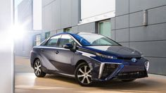 Toyota 'Mirai C,' a smaller, cheaper FCEV, could debut in 2019 | Toyota of Hollywood