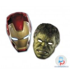 Maschere Avengers 2