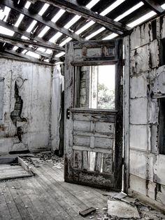 Old Door  De Beque, Colorado  Copyright by Emily Holloway