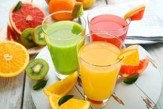 Centrifugati depurativi di frutta e verdura: le ricette