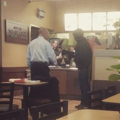 """Chick Fil A in Hoover, Alabama Helps Homeless: """"For I was hungry, and you gave me something to eat; I was thirsty, and you gave me something to eat; I was a stranger, and you invited me in....whatever you do to one of these brothers of mine, even the least of them, you did it to me.""""  Matthew  25: 35-40"""