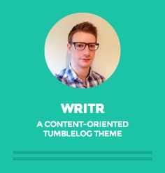 Writr Theme — WordPress Themes for Blogs at WordPress.com