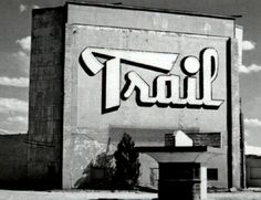The Trail Drive-In Theater (1947-1977) was located at 7720 Amarillo Blvd East.