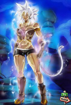 Commi - 0831 - Super Saiyan Girl by on DeviantArt Fantasy Female Warrior, Fantasy Girl, Manga Dbz, 7th Heaven, Female Dragon, Anime Girl Hot, Dragon Ball Gt, Fan Art, Character Art