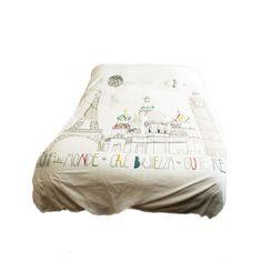 París en la cama