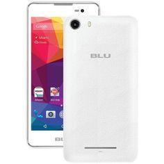 Dash M Unlocked Smartphone (White)
