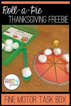 Thanksgiving Activities: Easy as Pie, and Just as Sweet!