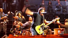 Bruce Springsteen And The E Street Band Burning Love Satisfaction Bridgestone Arena, Nashville, Tennessee April 17, 2014 Thanks Everybody for your vids and S...