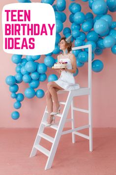 We have some of the best and coolest birthday party ideas for teens that they are guaranteed to love! The teen years are hard enough might as well have fun!