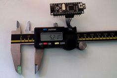 Reading Digital Callipers with an Arduino / USB