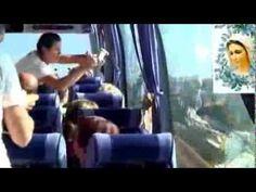 Pohľad z autobusu cestou z Chorvátska do Medžugoria-Bosna a Hercegovina, Youtube, Youtubers, Youtube Movies