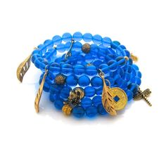 Sapphire skull bracelet | |Fashion Jewellery & Birthstone Jewellery – Shop Designer Jewellery Online