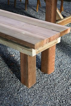Garden Furniture Kerry corner deck bench for outdoor seating; cheaper then buying a set